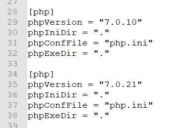 WampServer增加php版本
