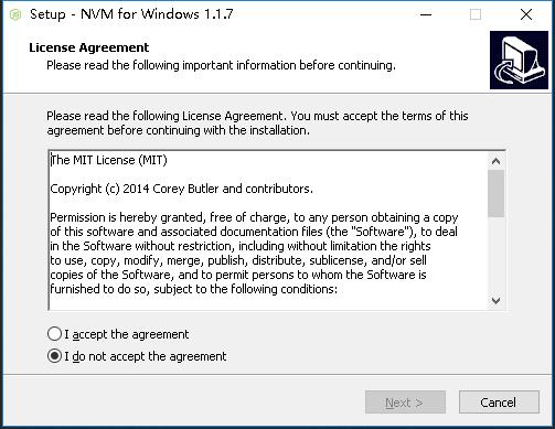 使用nvm来切换node版本